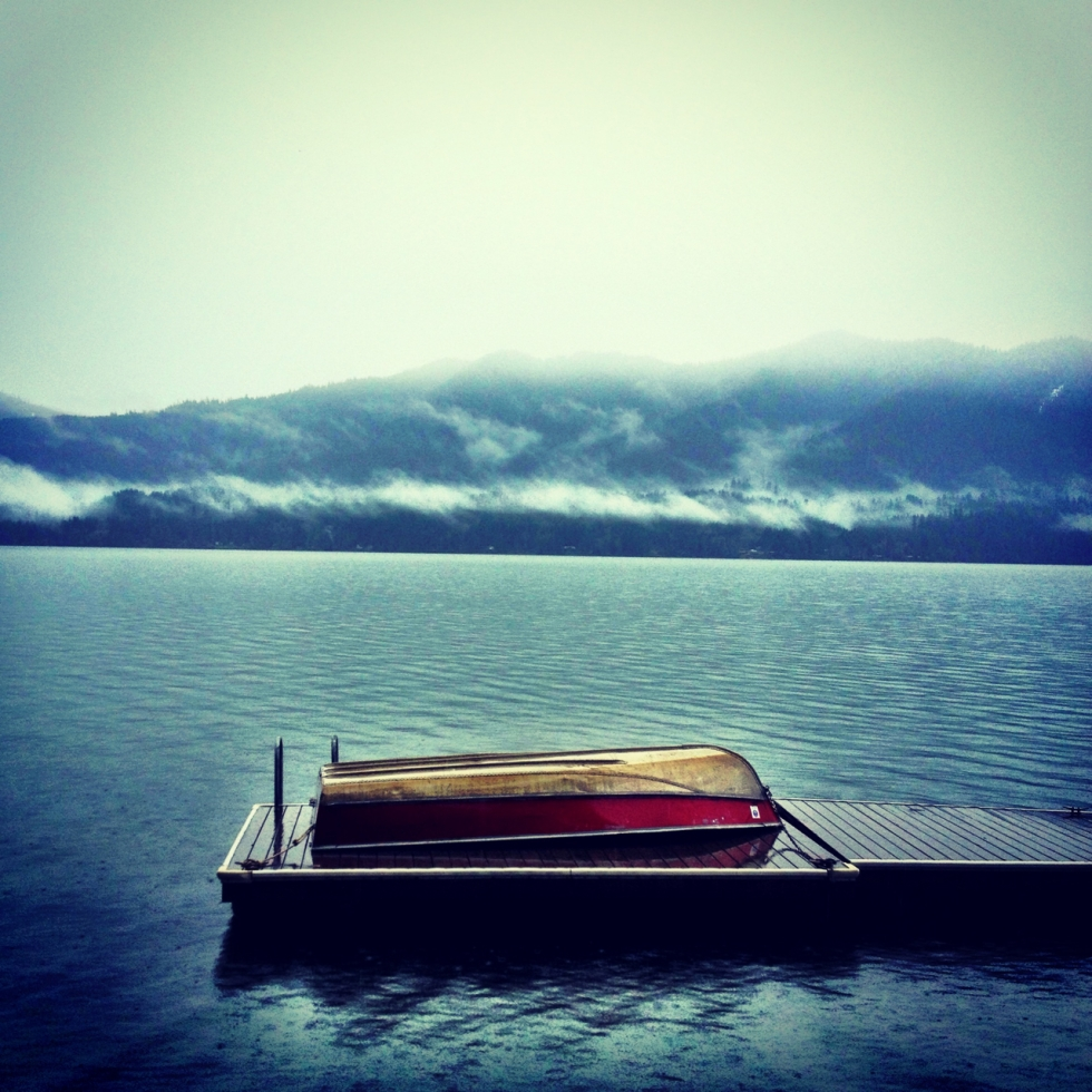 Lake Quinault Boat