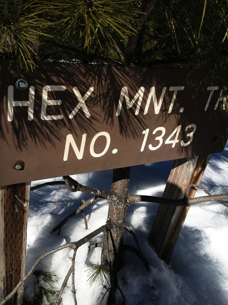 Hex Mountain Trail