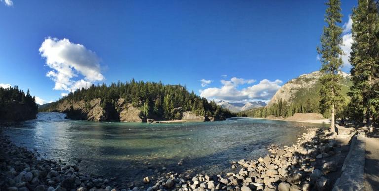 Banff_Bow_Falls