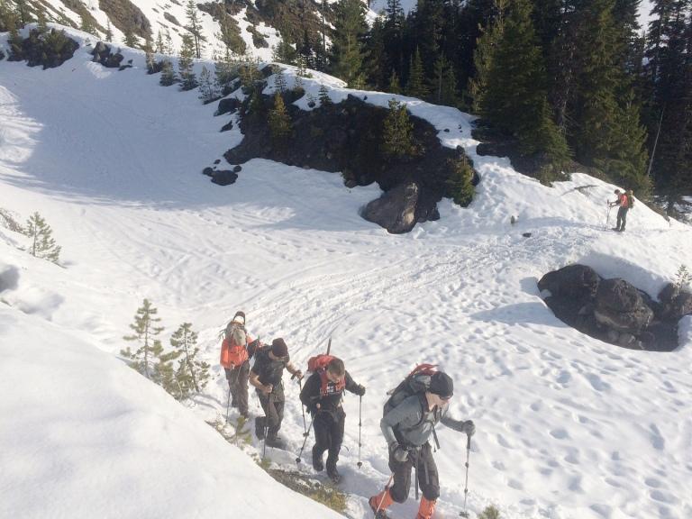 Helens_Climbing